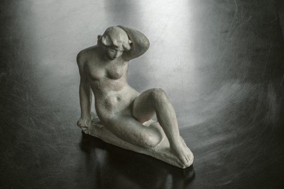 Étude pour la Méditerranée, 1902. Terracota