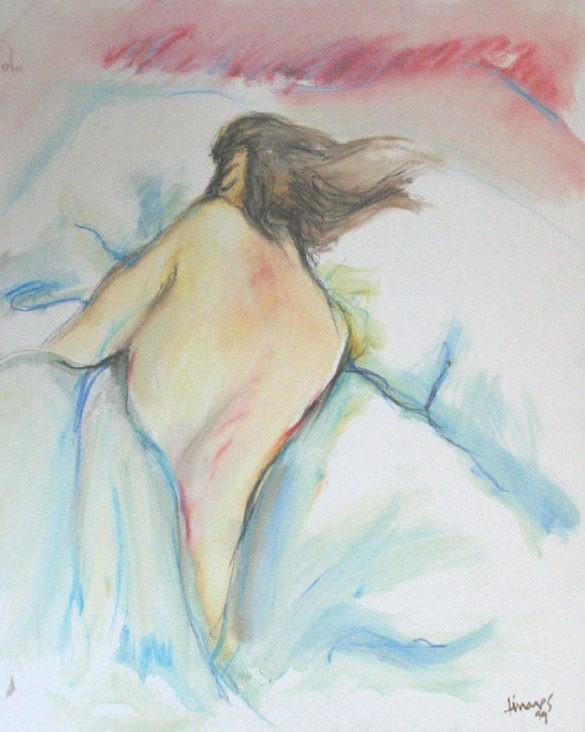 Sueño, 1999. 100 x 81 cm