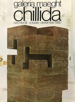 Chillida-galeria-maeght-cartel