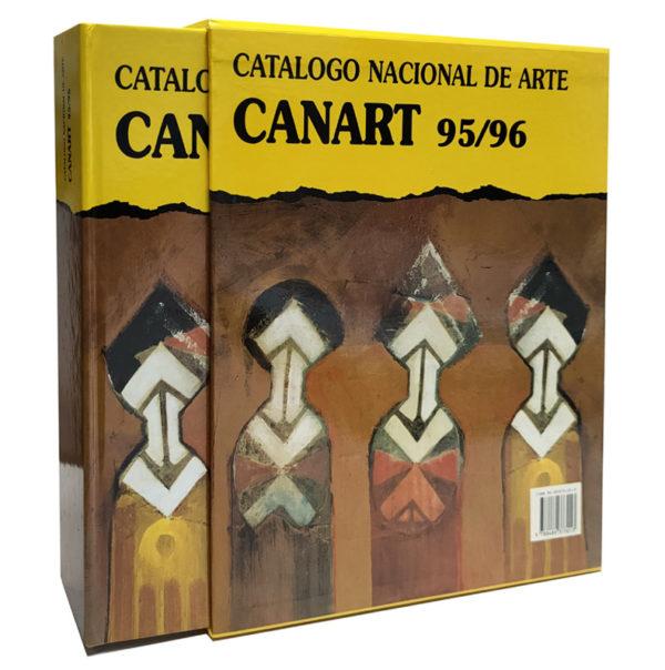 catalogo-nacional-de-arte-canart-95-96